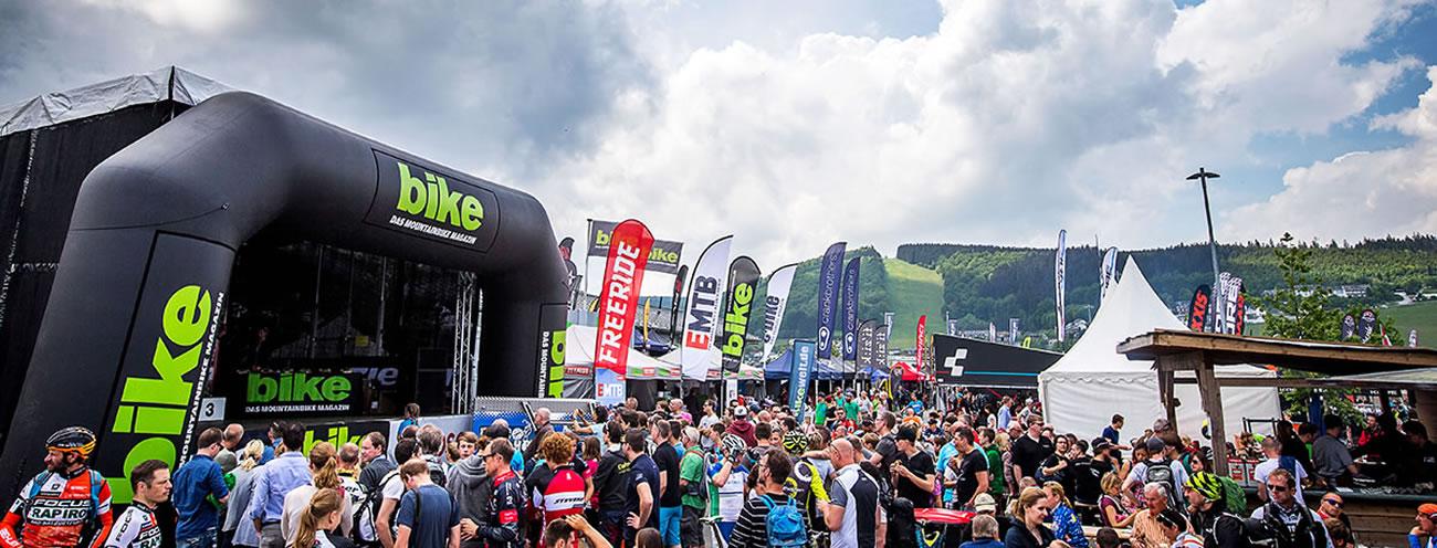 Banner Bike Festival Willingen