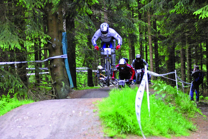 Bikepark Willingen Strecke