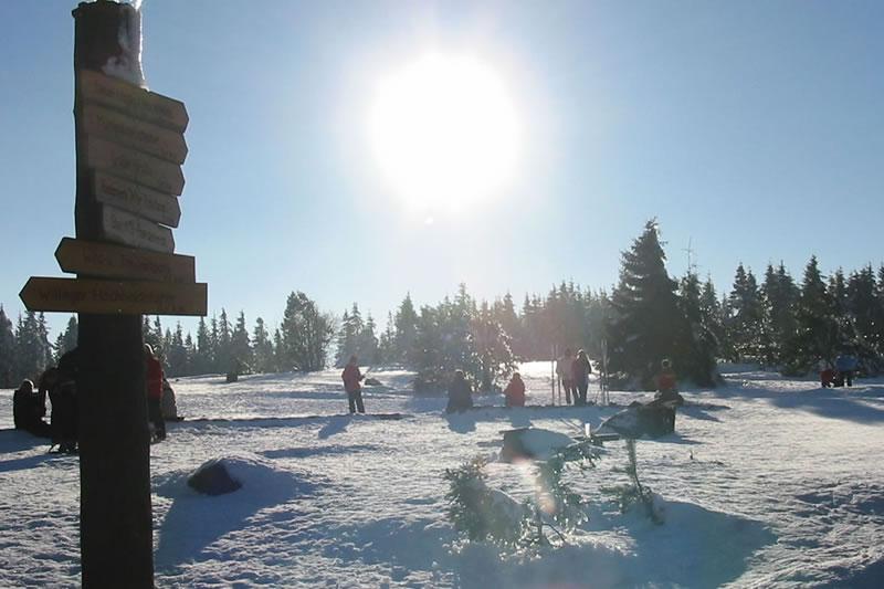 Winterzauber am Ettelsberg